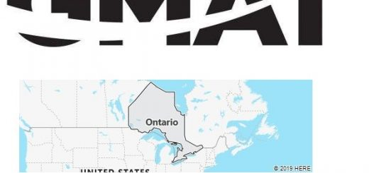 GMAT Test Centers in Ontario, Canada