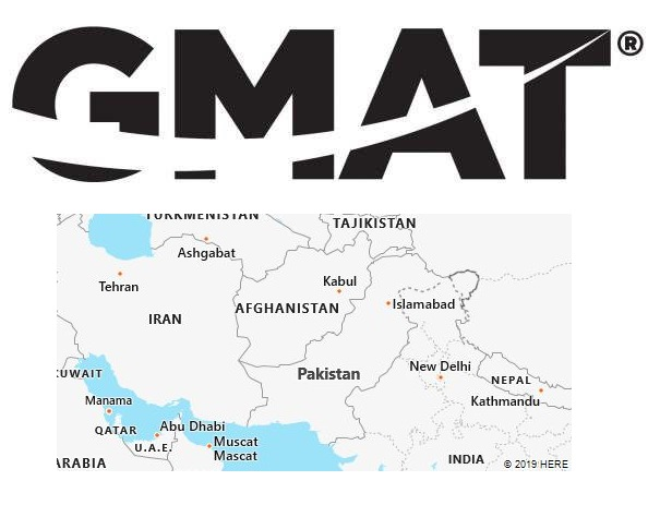 GMAT Test Centers in Pakistan