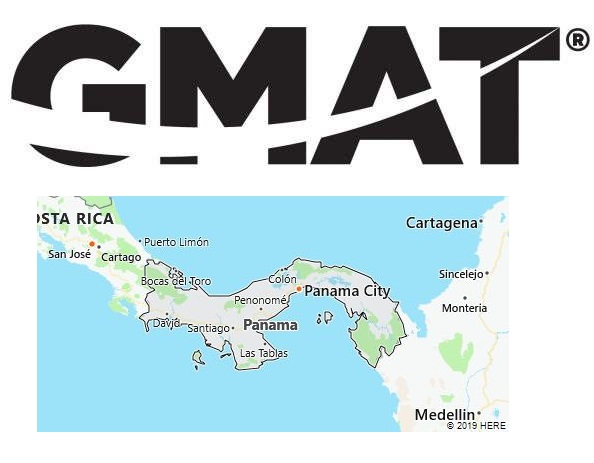 GMAT Test Centers in Panama