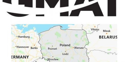GMAT Test Centers in Poland