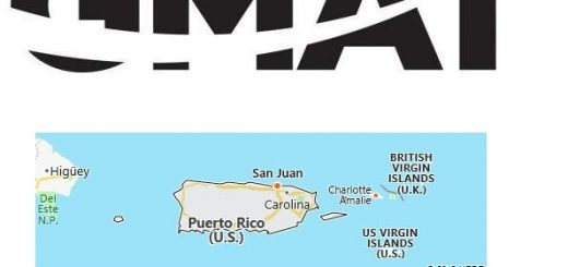 GMAT Test Centers in Puerto Rico