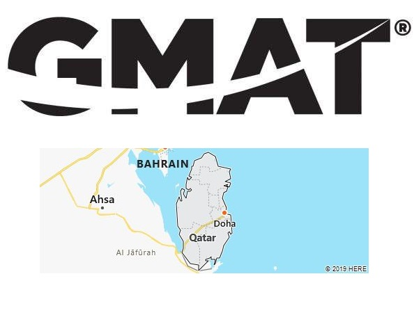 GMAT Test Centers in Qatar