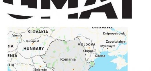 GMAT Test Centers in Romania