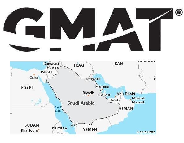 GMAT Test Centers in Saudi Arabia