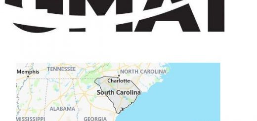 GMAT Test Centers in South Carolina