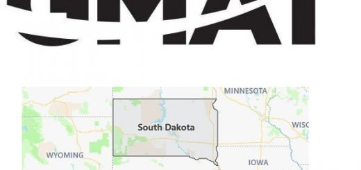 GMAT Test Centers in South Dakota