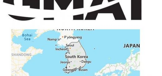 GMAT Test Centers in South Korea