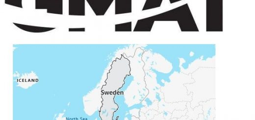 GMAT Test Centers in Sweden