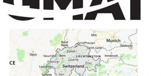 GMAT Test Centers in Switzerland