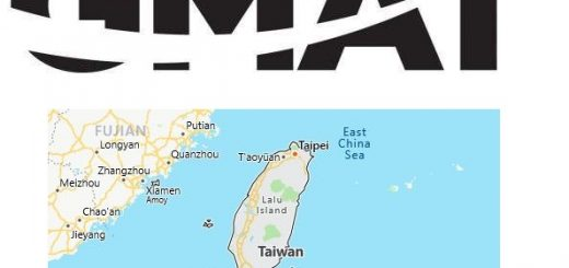GMAT Test Centers in Taiwan