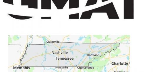 GMAT Test Centers in Tennessee