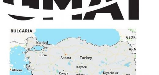 GMAT Test Centers in Turkey