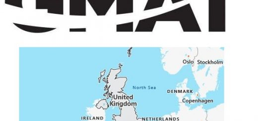 GMAT Test Centers in United Kingdom