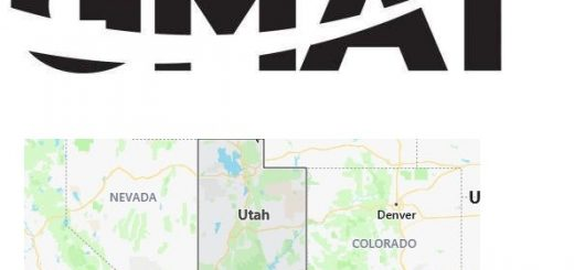 GMAT Test Centers in Utah