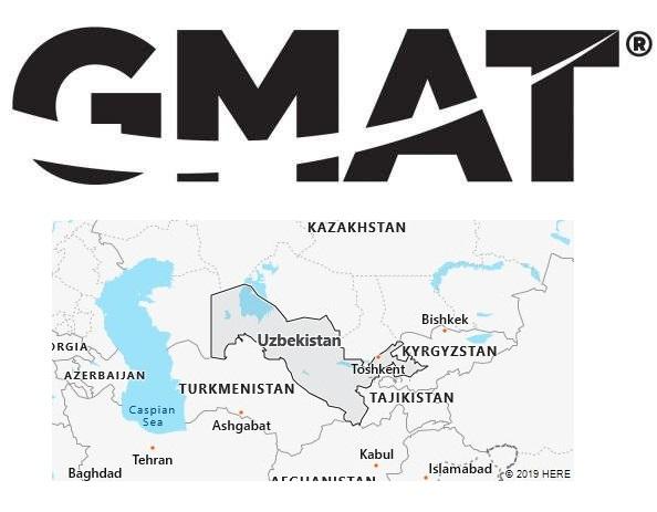 GMAT Test Centers in Uzbekistan