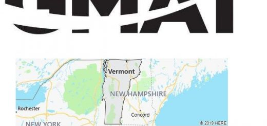 GMAT Test Centers in Vermont