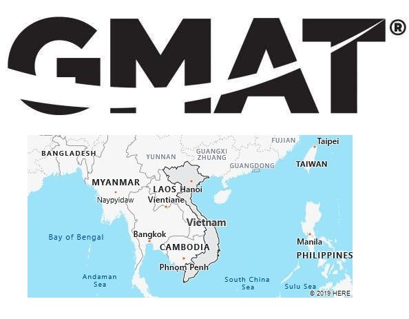 GMAT Test Centers in Vietnam