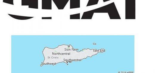 GMAT Test Centers in Virgin Islands