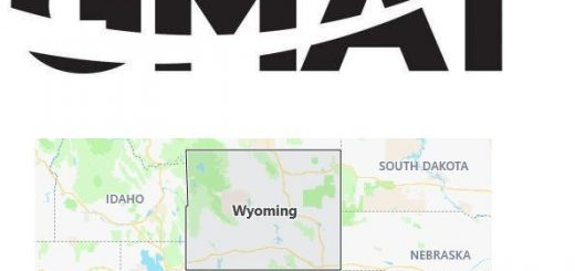 GMAT Test Centers in Wyoming