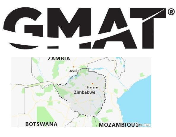 GMAT Test Centers in Zimbabwe