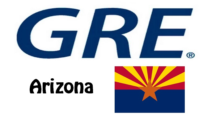 GRE Test Centers in Arizona