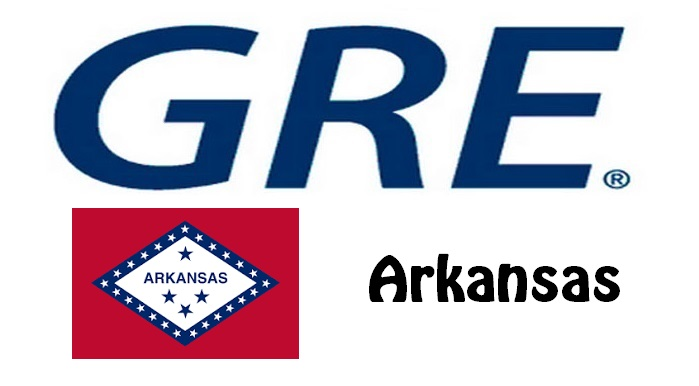 GRE Test Centers in Arkansas