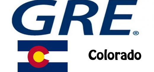 GRE Test Centers in Colorado