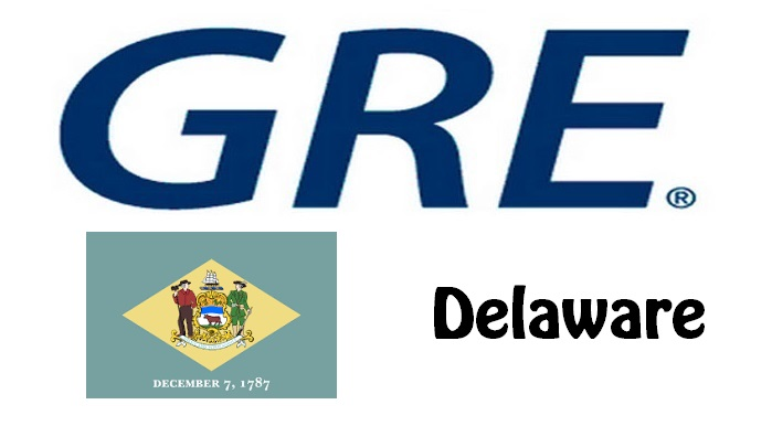 GRE Test Centers in Delaware