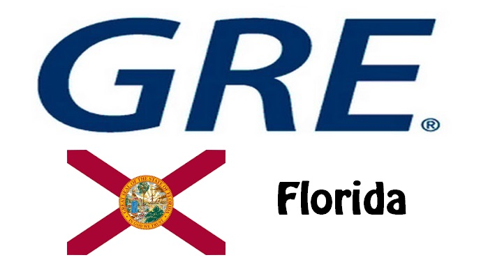 GRE Test Centers in Florida