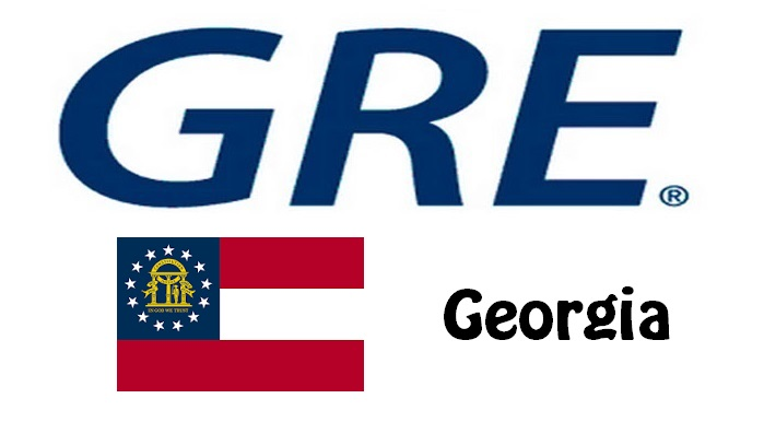 GRE Test Centers in Georgia