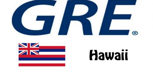 GRE Test Centers in Hawaii
