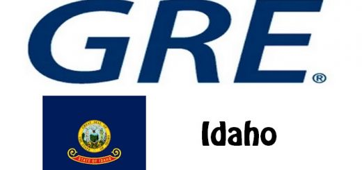 GRE Test Centers in Idaho