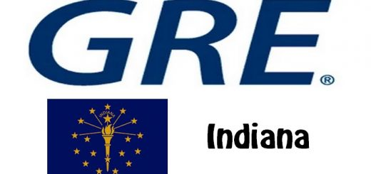 GRE Test Centers in Indiana