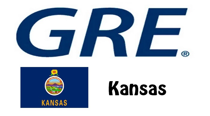 GRE Test Centers in Kansas