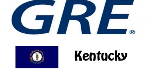 GRE Test Centers in Kentucky