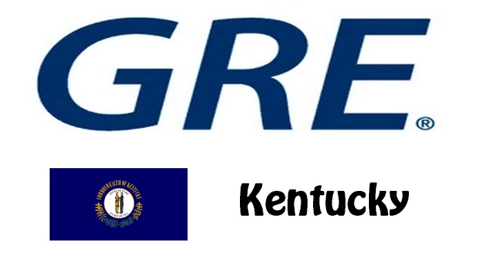 GRE Test Centers in Kentucky