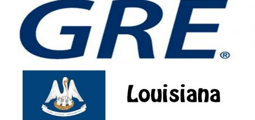 GRE Test Centers in Louisiana