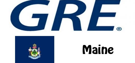GRE Test Centers in Maine