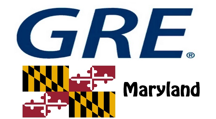 GRE Test Centers in Maryland