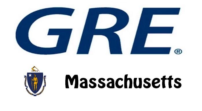 GRE Test Centers in Massachusetts