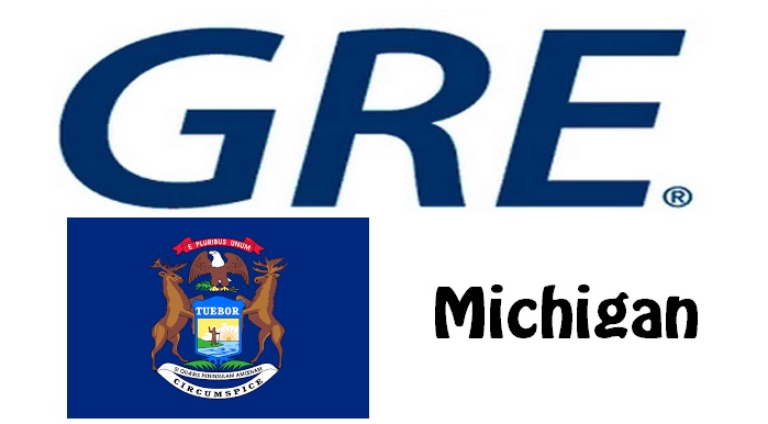 GRE Test Centers in Michigan