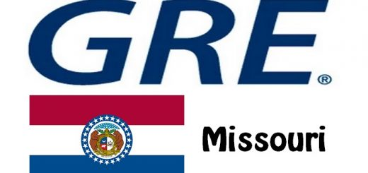 GRE Test Centers in Missouri