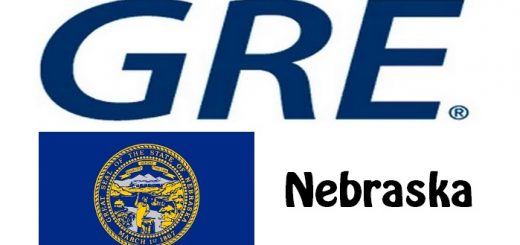 GRE Test Centers in Nebraska