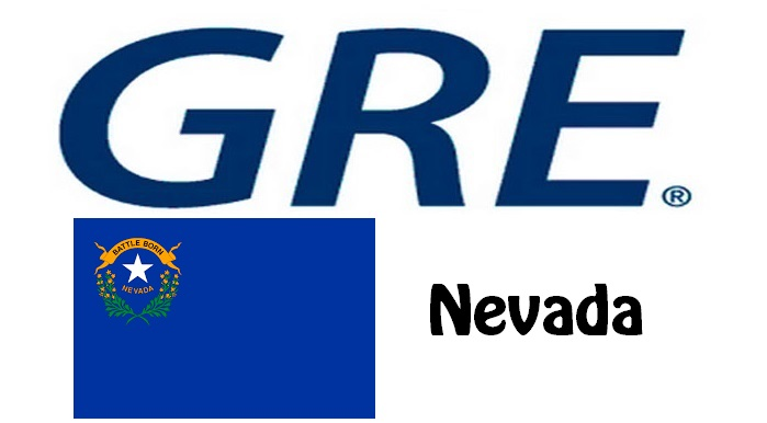 GRE Test Centers in Nevada
