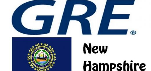 GRE Test Centers in New Hampshire