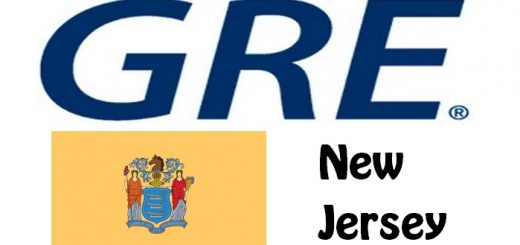 GRE Test Centers in New Jersey