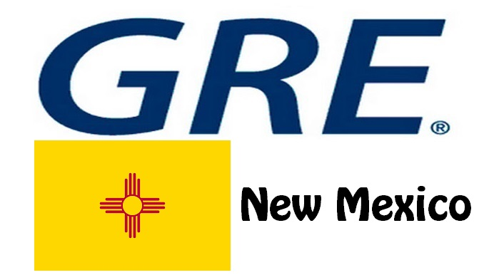 GRE Test Centers in New Mexico
