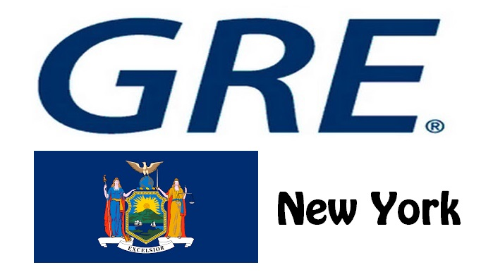 GRE Test Centers in New York