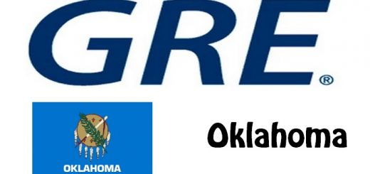 GRE Test Centers in Oklahoma