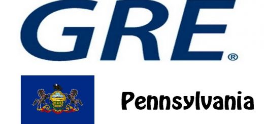 GRE Test Centers in Pennsylvania